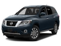 Options:  2016 Nissan Pathfinder Sv|Ase Certified