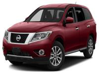 Options:  2016 Nissan Pathfinder Sv|This 2016 Nissan