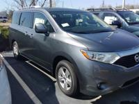 NISSAN CERTIFIED PRE-OWNED, LEATHER, and