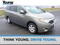 2016 Nissan Quest Right van! Right price! Your quest