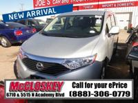 ONE OWNER & ONLY 28K Miles!! This 2016 Nissan Quest