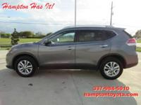 This outstanding example of a 2016 Nissan Rogue S is