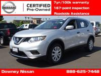 NISSAN CERTIFIED PRE-OWNED !!! USED CAR MANAGER SPECIAL