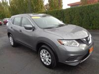 CarFax 1-Owner, This 2016 Nissan Rogue S will sell fast