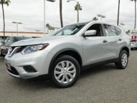 Rogue S, Nissan Certified, 4D Sport Utility, 2.5L I4