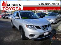 AWD, CRUISE CONTROL, BACKUP CAMERA! This 2016 Nissan