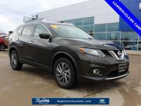 CARFAX One-Owner. Clean CARFAX. Green 2016 Nissan Rogue
