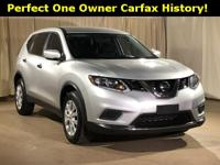 New Price! Come in to test drive this Nissan Rogue S
