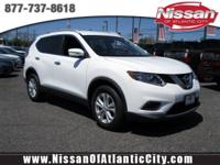 Come see this 2016 Nissan Rogue SV. Its Variable