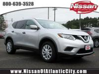 Look at this certified 2016 Nissan Rogue S. Its