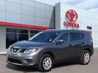 CARFAX One-Owner. Clean CARFAX. Gray 2016 Nissan Rogue