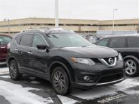 2016 Nissan Rogue SL Recent Arrival! Clean CARFAX.