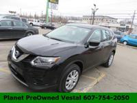 Our 2016 Nissan Rogue S All Wheel Drive in Magnetic