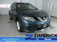 Options:  2016 Nissan Rogue Awd 4Dr Sv|4 Cylinder