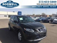 2016 Nissan Rogue. Ultra clean. Boredom-buster. Wow!