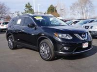AWD. Nissan Certified! Terrific fuel economy for an