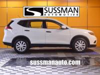 Options:  2016 Nissan Rogue S|Contact Marty Sussman