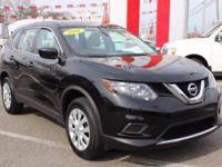 This Nissan Certified 2016 Nissan Rogue S is Priced