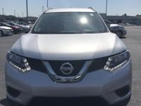 Our Brilliant Silver 2016 Nissan Rogue SV AWD comes