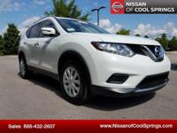 This Rogue is Nissan Certified Pre-Owned, Still Under