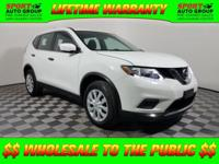 2016 Nissan Rogue - SAVE THOUSANDS with SPORT AUTO