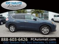CARFAX One-Owner. Clean CARFAX. 2016 Nissan Rogue SL