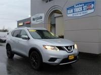 New Price! This 2016 Nissan Rogue SV One-Owner CARFAX