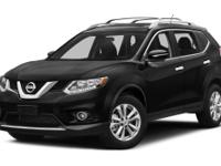 2016 Nissan Rogue SV FWD CVT with Xtronic 2.5L I4 DOHC