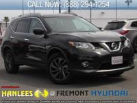 Check out this 2016 Nissan Rogue. Never previously