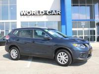 EPA 33 MPG Hwy/26 MPG City! CARFAX 1-Owner. S trim,