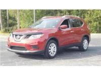 26/33 City/Highway MPG Cayenne Red 2016 Nissan Rogue S