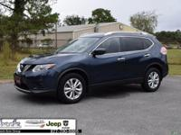 Gray 2016 Nissan Rogue SV FWD CVT with Xtronic 2.5L I4