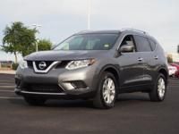 This 2016 Nissan Rogue SV is complete with top-features