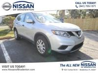 Our One Owner, Clean Carfax 2016 Nissan Rogue S in