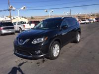 Introducing the 2016 Nissan Rogue! Generously equipped