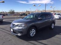 Introducing the 2016 Nissan Rogue! Feature-packed and