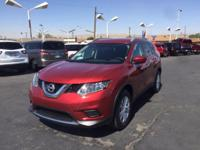 Introducing the 2016 Nissan Rogue! It comes equipped