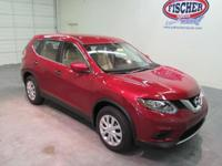 2016 Nissan Rogue S ** Nissan Certified Pre-Owned /