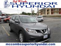 Tried-and-true, this Used 2016 Nissan Rogue S makes