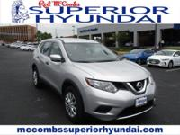 Sturdy and dependable, this Used 2016 Nissan Rogue S