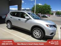 Options:  2016 Nissan Rogue|S 4Dr Crossover|2.5L|4