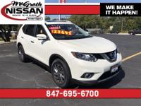 2016 Nissan Rogue SL CARFAX One-Owner.32/25