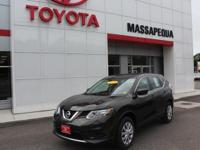 Gr 2016 Nissan Rogue SL AWD CVT with Xtronic 2.5L I4