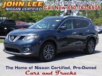 ONLY 17,793 MILES..! This NISSAN CERTIFIED 2016 Nissan