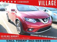 Village Cadillac is proud too offer this 2016 Nissan