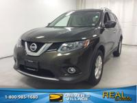 New Price! Recent Arrival! 2016 Nissan Rogue SV AWD CVT