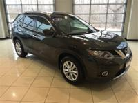 Recent Arrival! Midnight Jade Nissan Rogue ABS brakes,