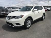 CARFAX One-Owner. 2016 Nissan Rogue SV FWD CVT with