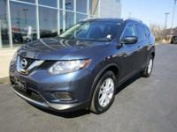 Recent Arrival! 2016 Nissan Rogue SV Arctic Blue ABS