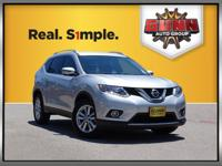 Nissan Rogue 26/33mpg Awards: * 2016 IIHS Top Safety